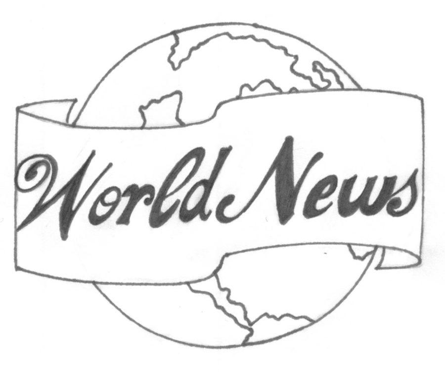 World News Graphic/ Taylor Werdel