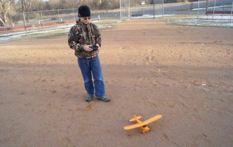 Remote control planes take flight
