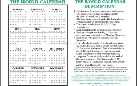 A column about calendars? Yep.