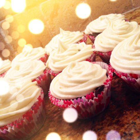 How to: Cupcakes for Valentine's Day