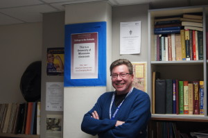 Social Studies Chair, David Herring