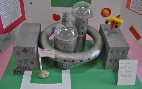 Imagination Fair sparks creativity in second grade students