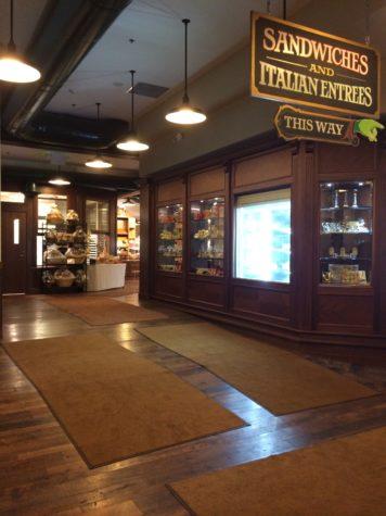 Cossetta Alimentari, Italian marketplace, charms diners