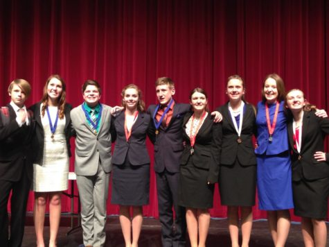 Spartan speech team to send 9 speakers to state