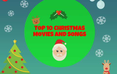 Top 10 Christmas Movies and Songs