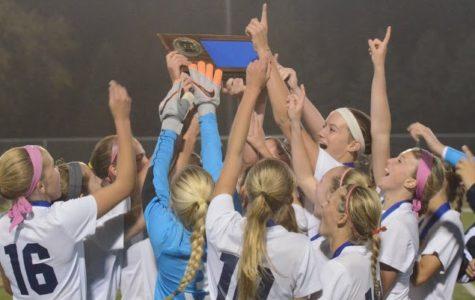 Girls State Soccer Slideshow