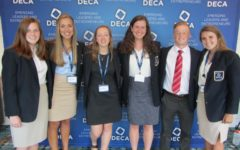DECA Dogs Keep Up Success at Nationals