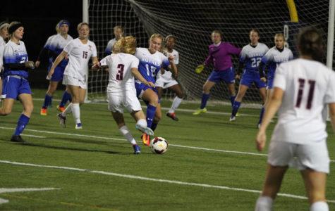Girls Soccer: Scoring Big into Season's End