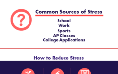 The common ways that students experience stress and steps that can be done to reduce it.