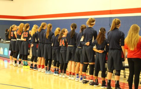 Orono Girls' Basketball vs. Minneapolis North