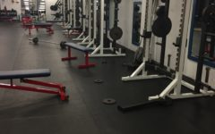 The gyms will start becoming more crowded as people make their New Years Resolutions.