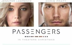 The futuristic movie Passengers directed by Morten Tyldum