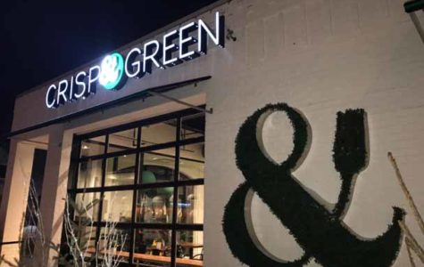 Crisp and Green: Health Machine