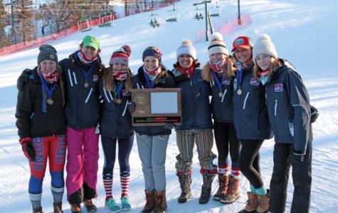 Orono Girls Alpine Team Heads to State