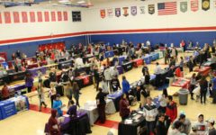 OHS hosts first annual college fair