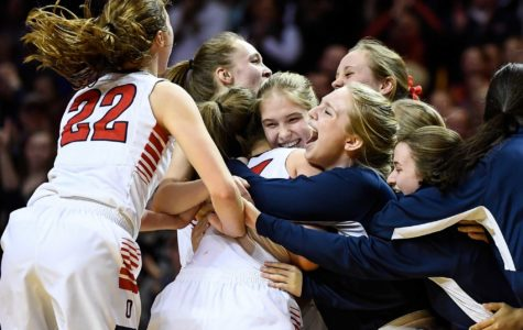 Orono Girls Basketball Team Wins State