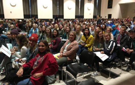 Journalism and Yearbook Students Awarded at State Convention