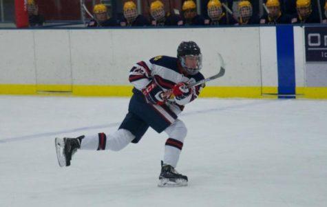 Boys High School Hockey Ranked Fifth