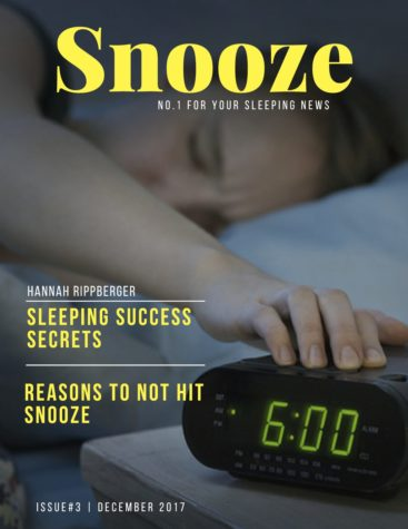 Smacking snooze isn't good for you