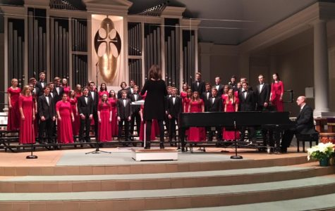 OHS hosts MSHSL Large Group Vocal Contest