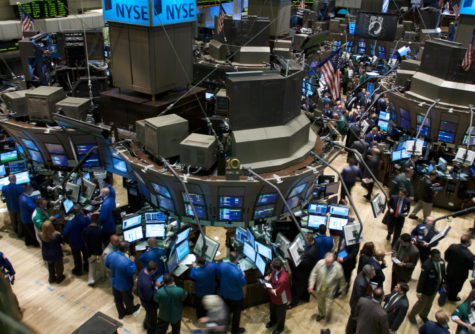 Stock Market Sent into a Downfall