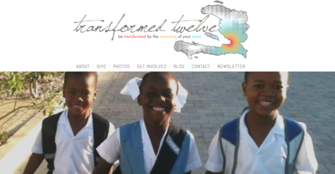 Transformed Twelve looking for donations for Haiti