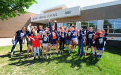 F.L.I.T OMS students make a change in the community