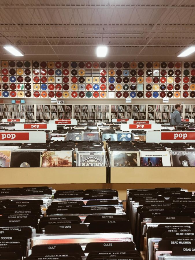Twin+Cities+celebrates+National+Record+Store+Day+on+April+21.+