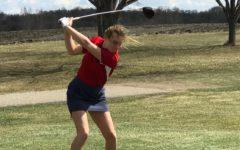 Freshman Golf Star: Camille Kuznik