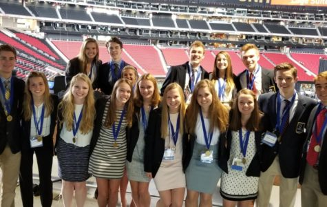 DECA takes on international conference in Atlanta
