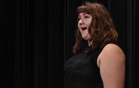 Senior with Unique Opera Talent Captures Audiences