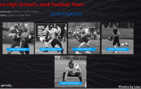 Orono 2018 football team