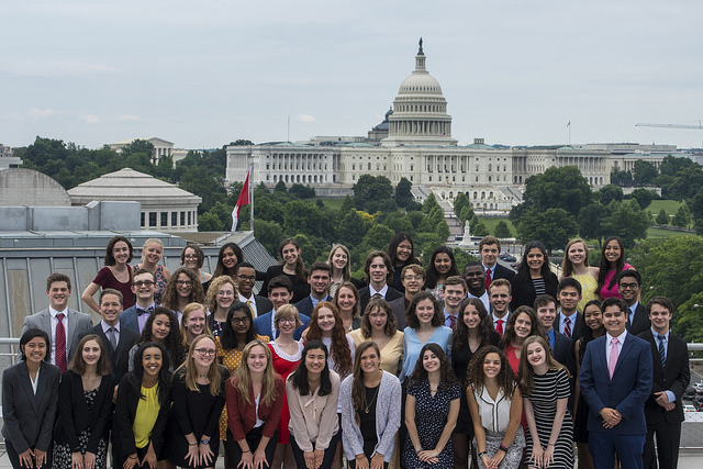 Student represents Minnesota at journalism conference in D.C.