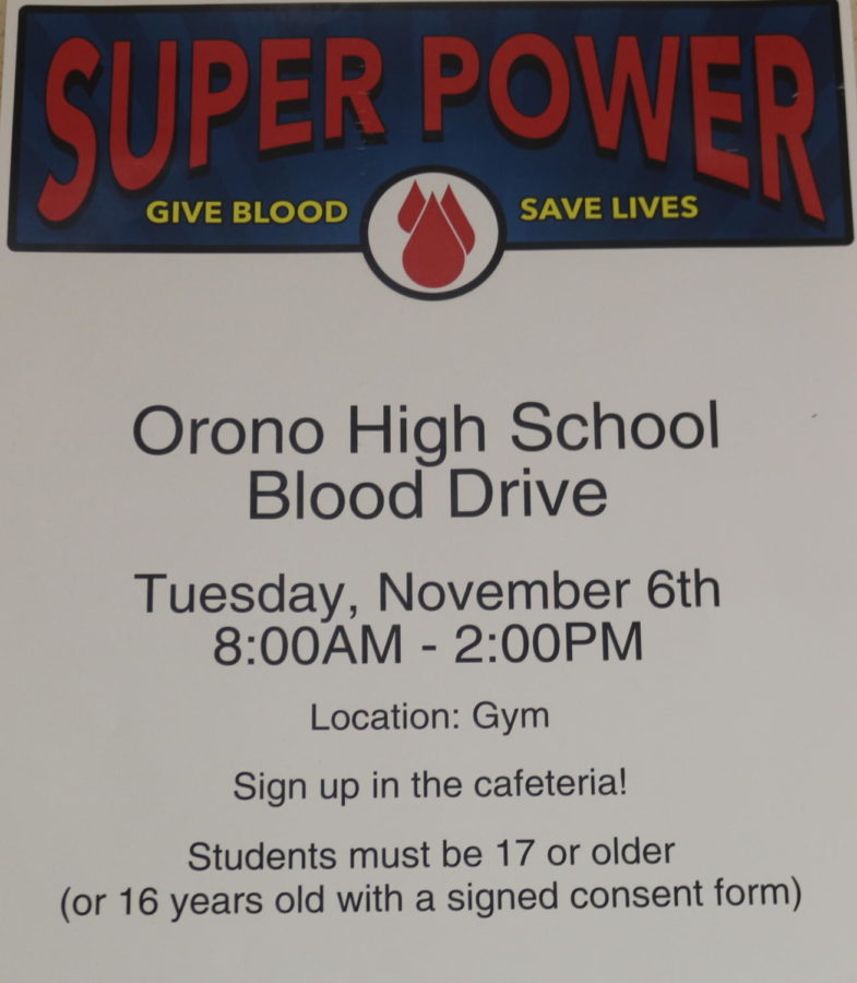 Orono+fall+blood+drive+