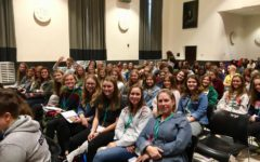 Students Spend Day at State Journalism Convention