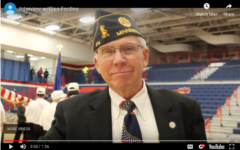 Veteran's Day Assembly Honors Those Who Served