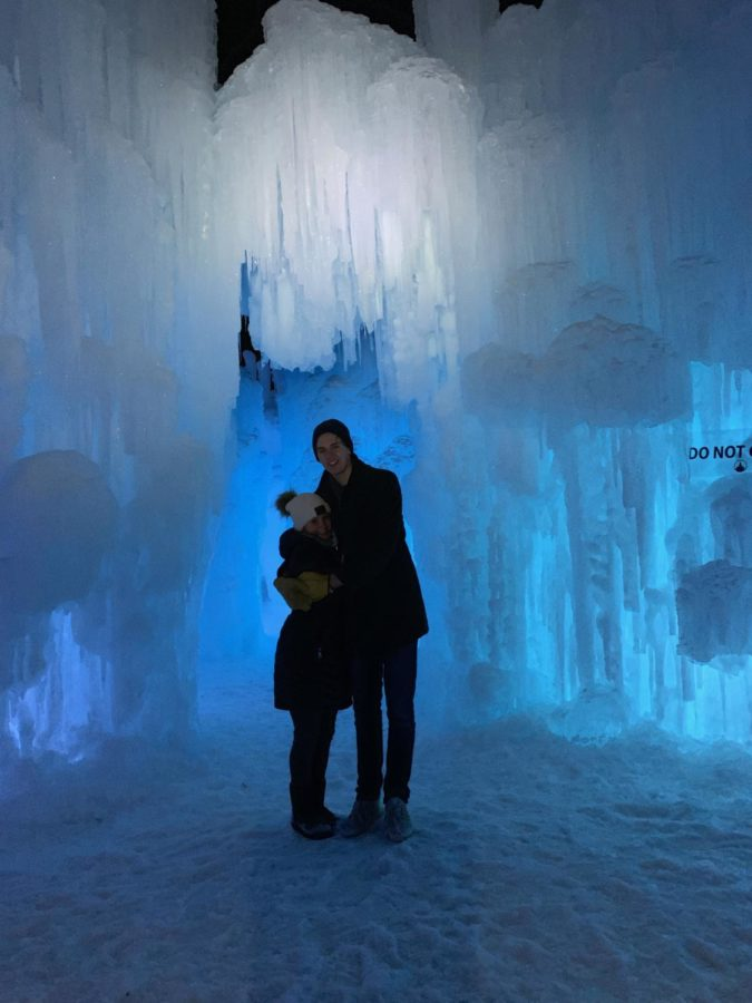 A+young+couple+enjoys+their+time+at+the+Ice+Castles+in+Excelsior+