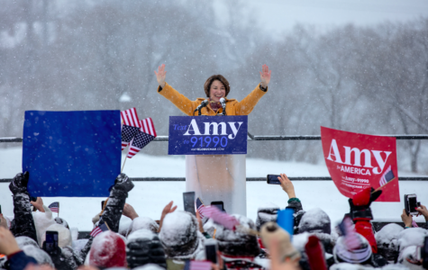 Minnesota Senator Amy Klobuchar Joins 2020 Race