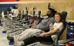 Orono High School starts March with a student blood drive