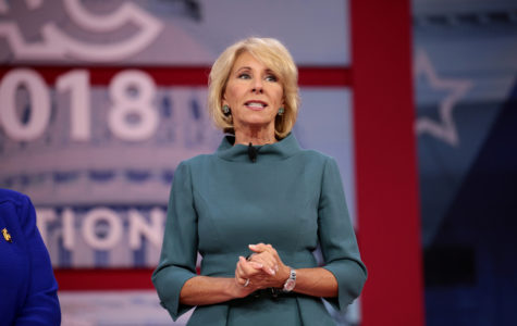 Betsy DeVos Proposes to cut $17.6 million from Special Olympics
