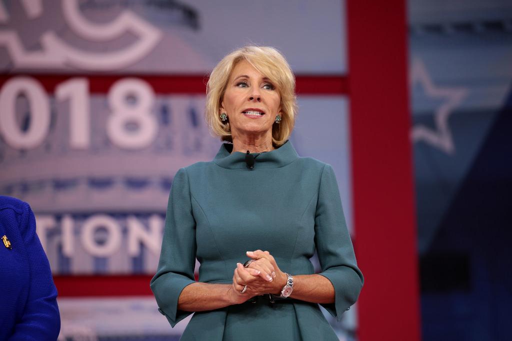 United States Secretary of Education