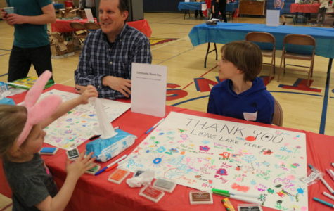 Family Service Night and Empty Bowls Fundraiser Combine Efforts
