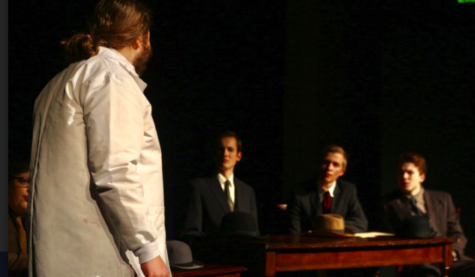 Spring Play Radium Girls Brings New Level of Intensity to OHS Theater