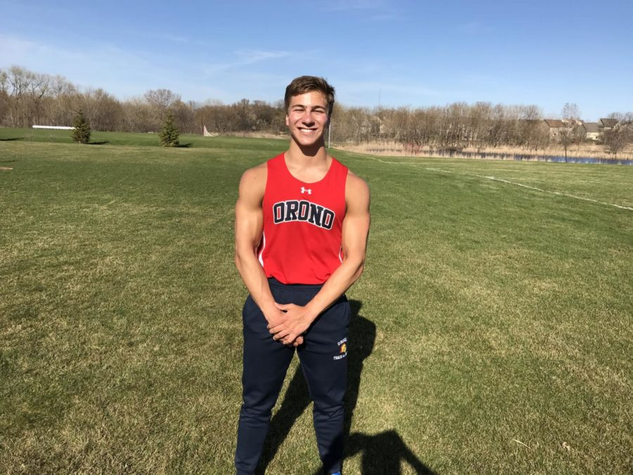 Devin Hunt Approaches School Record