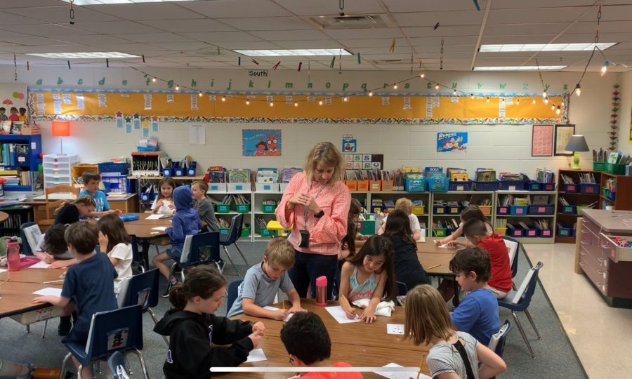 The Multi-Age Classroom at Schumann Elementary