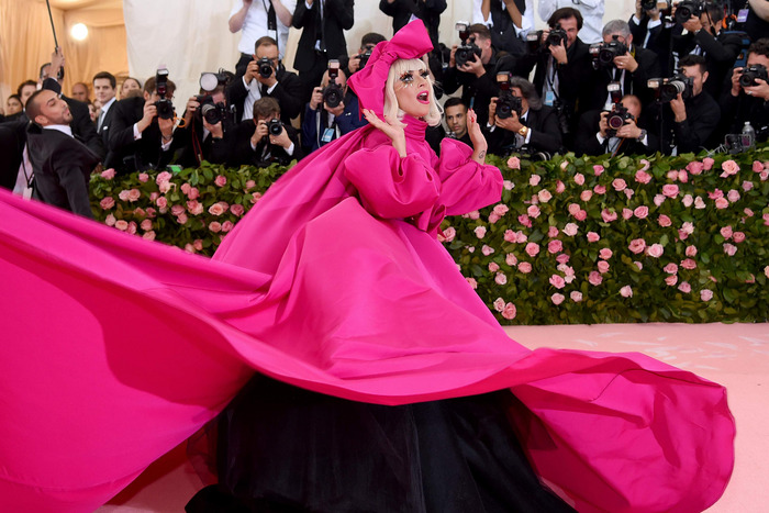 Lady+Gaga+attends+The+2019+Met+Gala+Celebrating+Camp%3A+Notes+on+Fashion+at+Metropolitan+Museum+of+Art+in+New+York+City+on+May+6.
