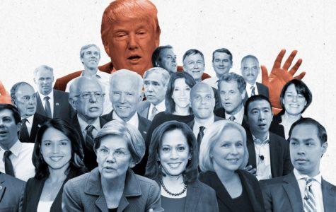 A run down of the 2020 presidential candidates so far