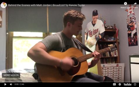 Behind the Scenes with Matt Jordan   Broadcast