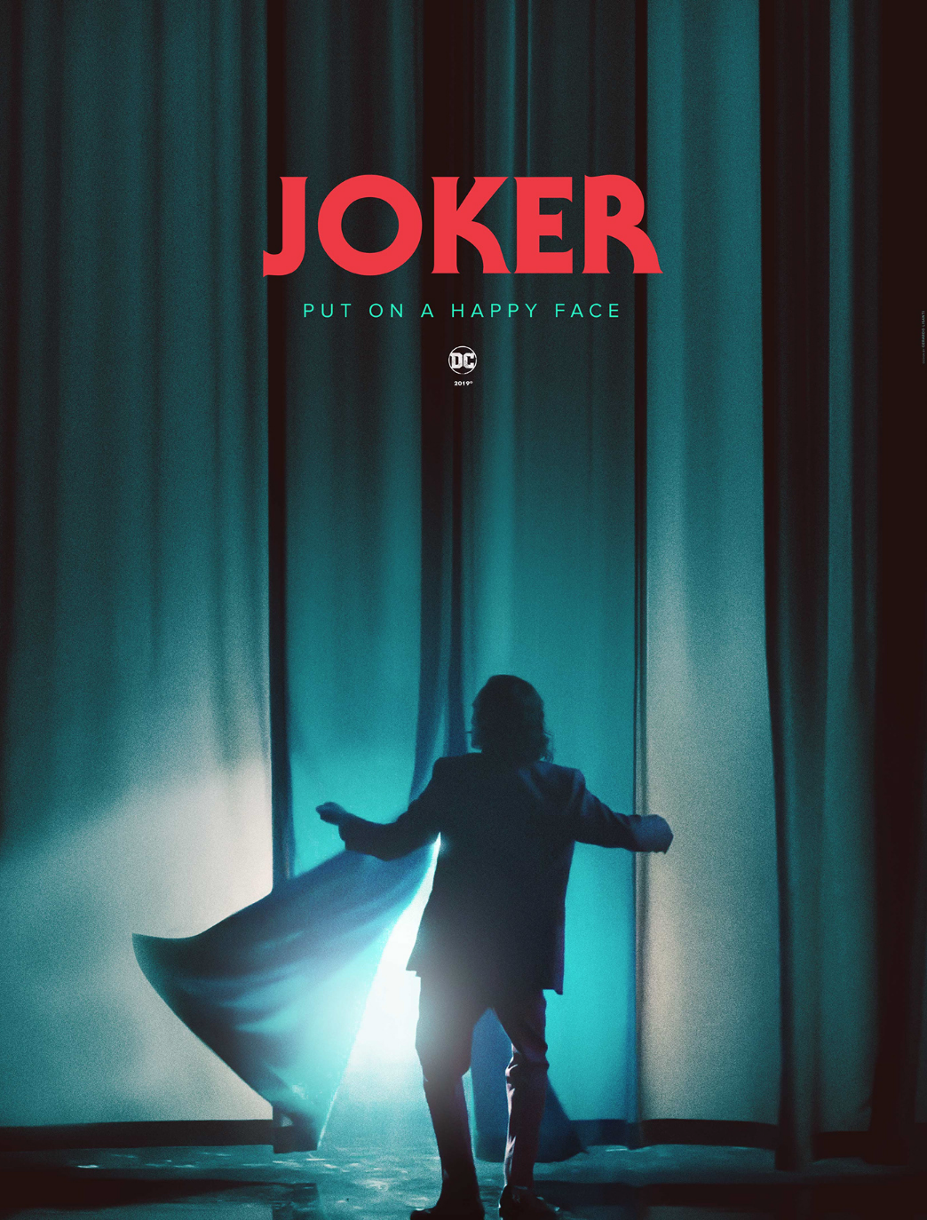 Joker, starring Joaquin Phoenix, has an 8.8/10 on IMDb and a 69% on Rotten Tomatoes.