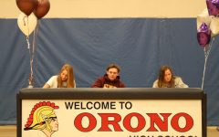 Final Signing Day for Senior Athletes